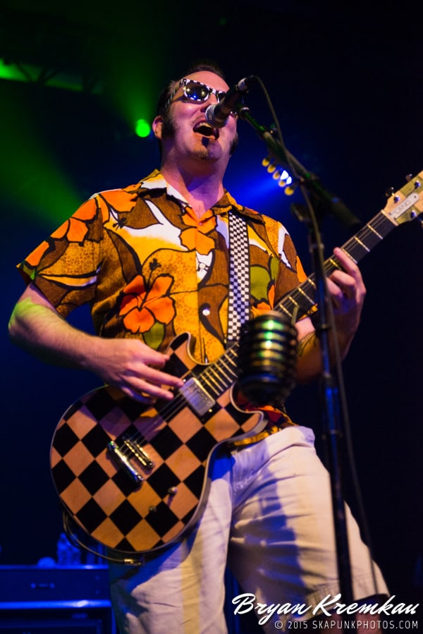 Reel Big Fish / Less Than Jake / Ballyhoo @ Best Buy Theater, NYC (13)