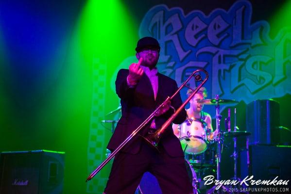 Reel Big Fish / Less Than Jake / Ballyhoo @ Best Buy Theater, NYC (11)