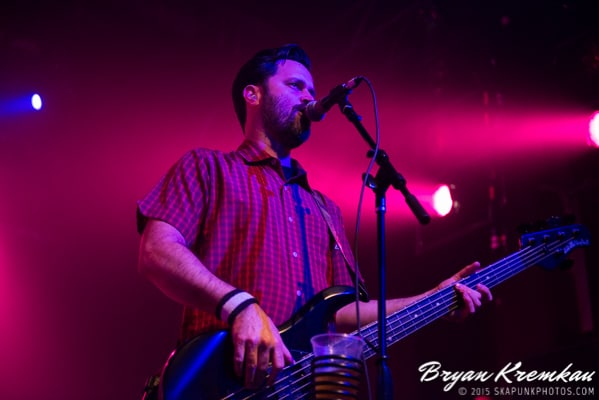 Reel Big Fish / Less Than Jake / Ballyhoo @ Best Buy Theater, NYC (10)