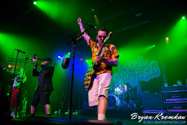 Reel Big Fish / Less Than Jake / Ballyhoo @ Best Buy Theater, NYC (9)