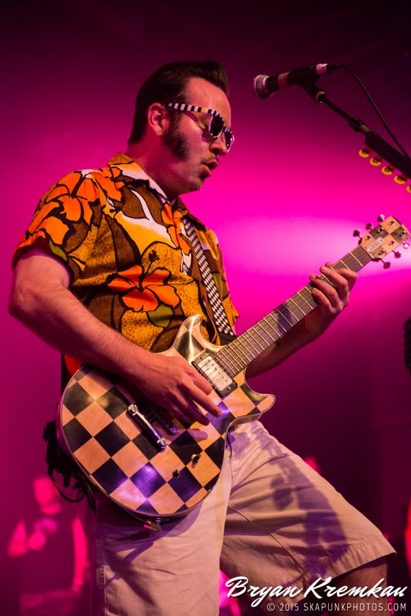 Reel Big Fish / Less Than Jake / Ballyhoo @ Best Buy Theater, NYC (8)