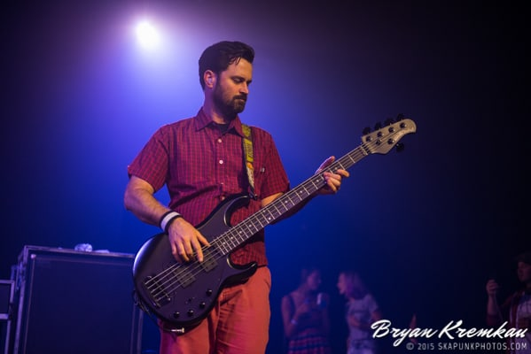 Reel Big Fish / Less Than Jake / Ballyhoo @ Best Buy Theater, NYC (5)