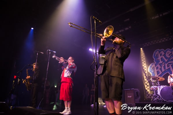 Reel Big Fish / Less Than Jake / Ballyhoo @ Best Buy Theater, NYC (4)