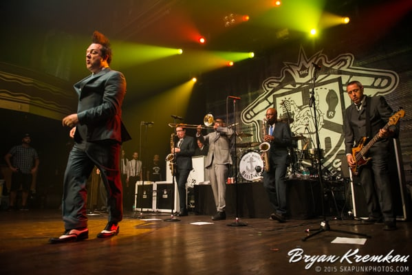 Mighty Mighty Bosstones, Street Dogs, The Interrupters @ Webster Hall (11)