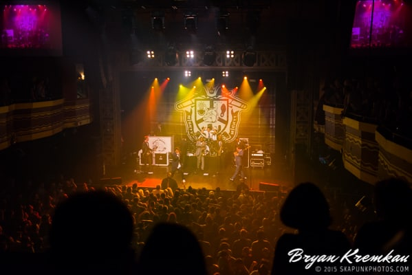 Mighty Mighty Bosstones, Street Dogs, The Interrupters @ Webster Hall (1)
