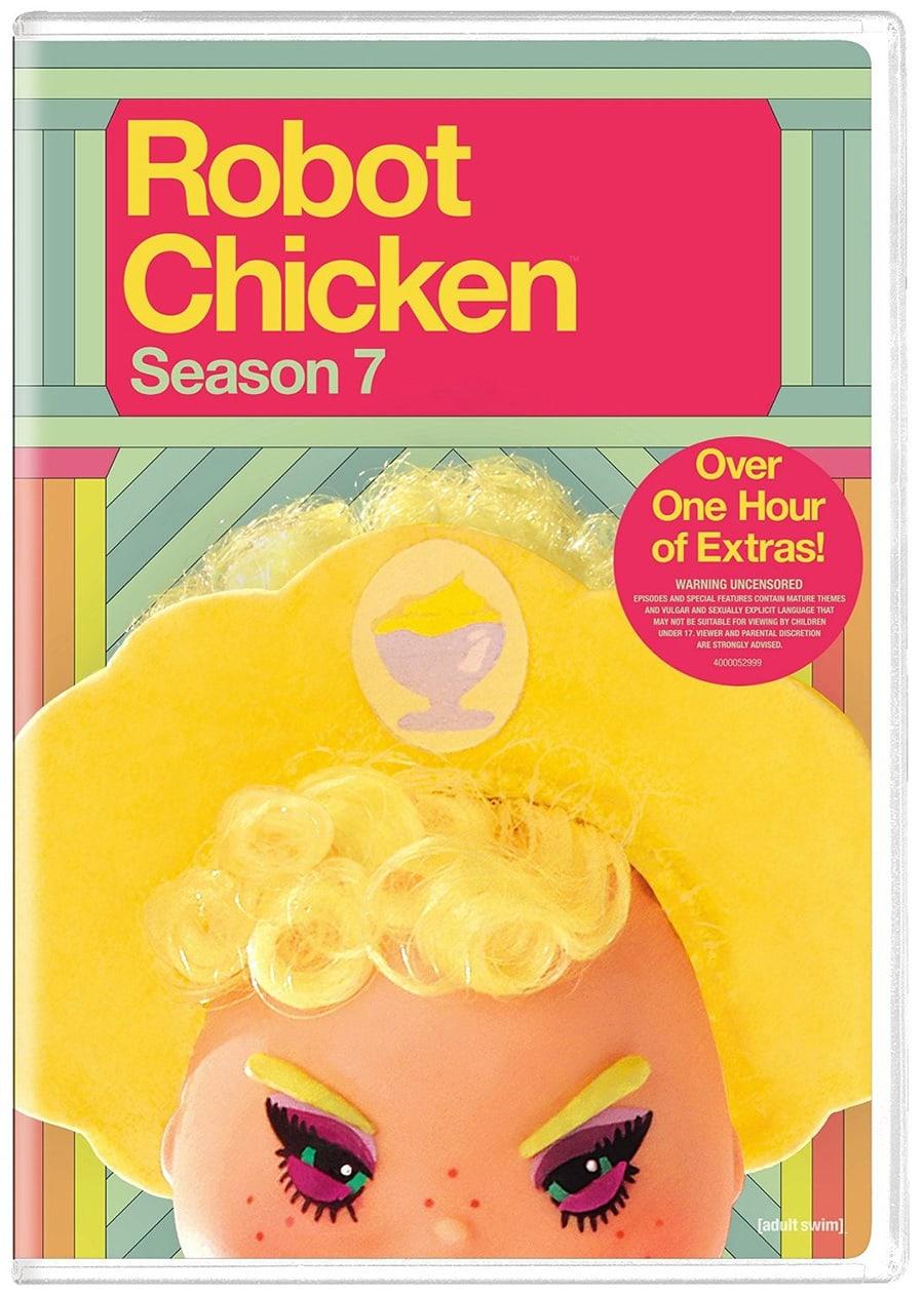 robot chicken season 7 � readjunkcom music amp movie news