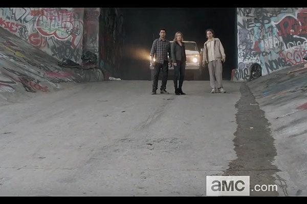 Fear The Walking Dead Comic Con trailer