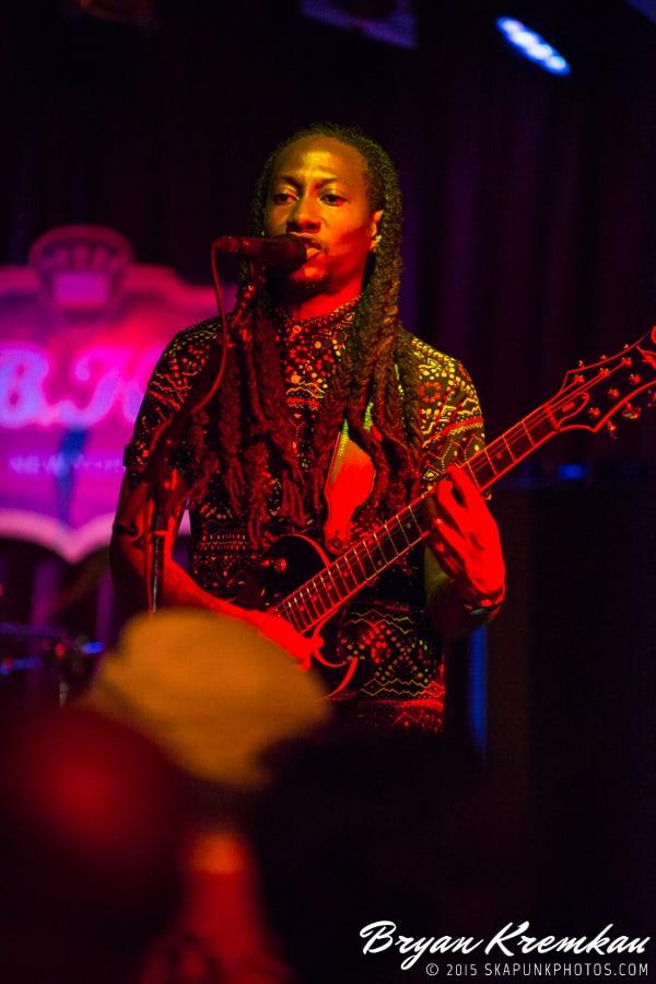 Steel Pulse, New Kingston @ B.B. King Blues Club, NYC (66)
