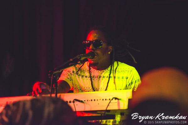 Steel Pulse, New Kingston @ B.B. King Blues Club, NYC (65)