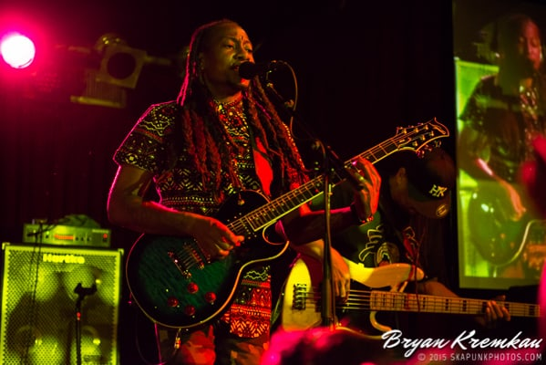Steel Pulse, New Kingston @ B.B. King Blues Club, NYC (60)