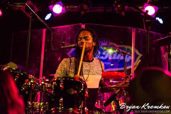 Steel Pulse, New Kingston @ B.B. King Blues Club, NYC (59)