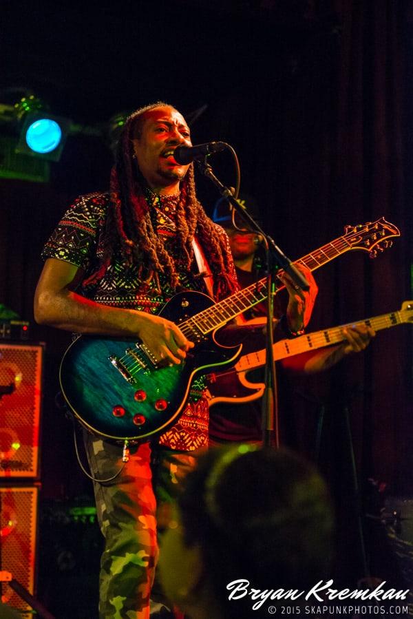 Steel Pulse, New Kingston @ B.B. King Blues Club, NYC (58)