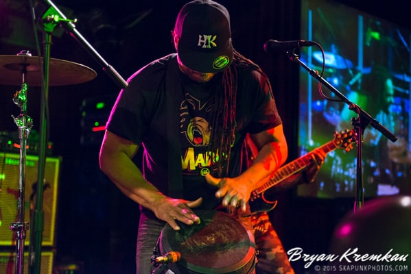 Steel Pulse, New Kingston @ B.B. King Blues Club, NYC (57)