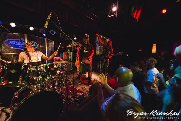 Steel Pulse, New Kingston @ B.B. King Blues Club, NYC (55)