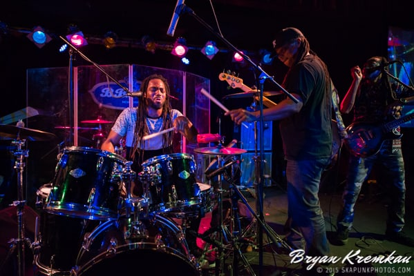Steel Pulse, New Kingston @ B.B. King Blues Club, NYC (44)