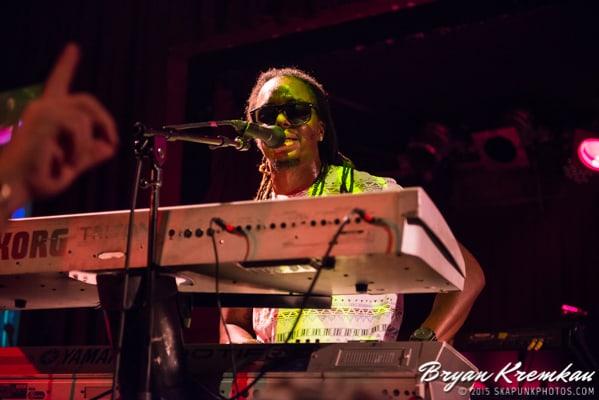 Steel Pulse, New Kingston @ B.B. King Blues Club, NYC (41)