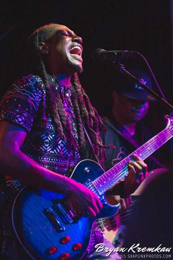 Steel Pulse, New Kingston @ B.B. King Blues Club, NYC (40)