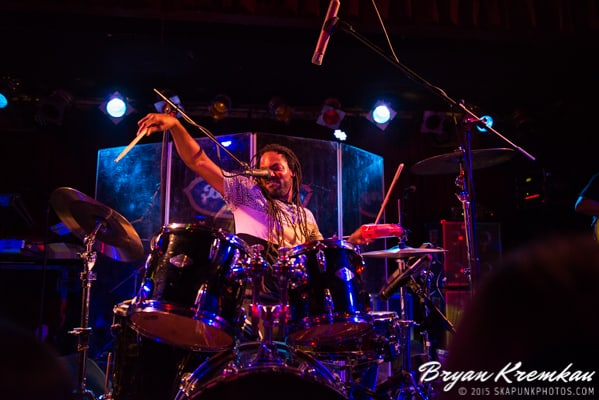 Steel Pulse, New Kingston @ B.B. King Blues Club, NYC (39)