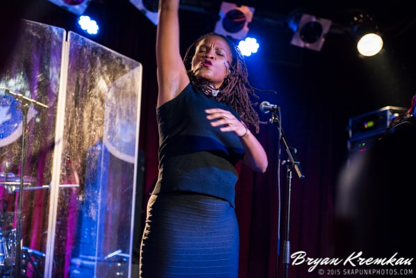 Steel Pulse, New Kingston @ B.B. King Blues Club, NYC (38)