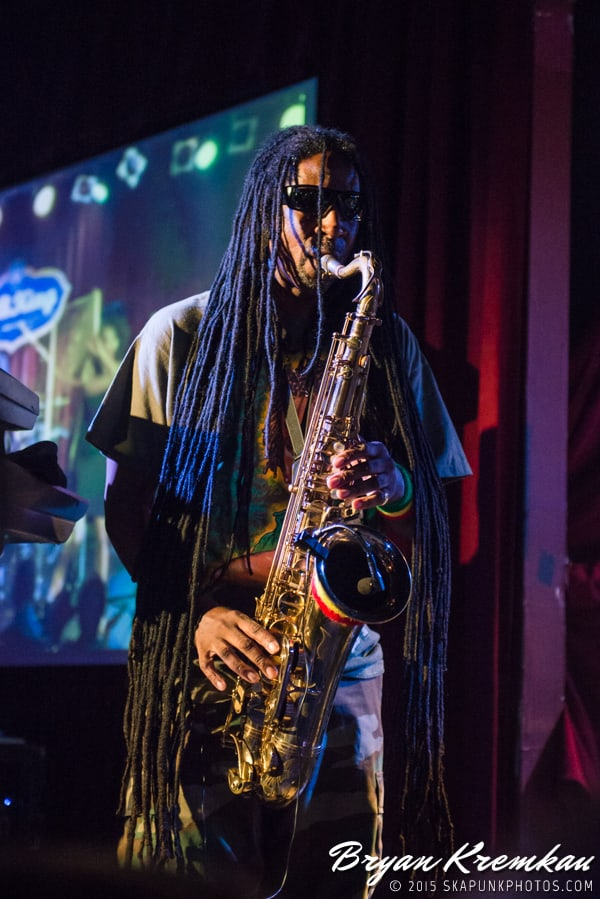 Steel Pulse, New Kingston @ B.B. King Blues Club, NYC (37)