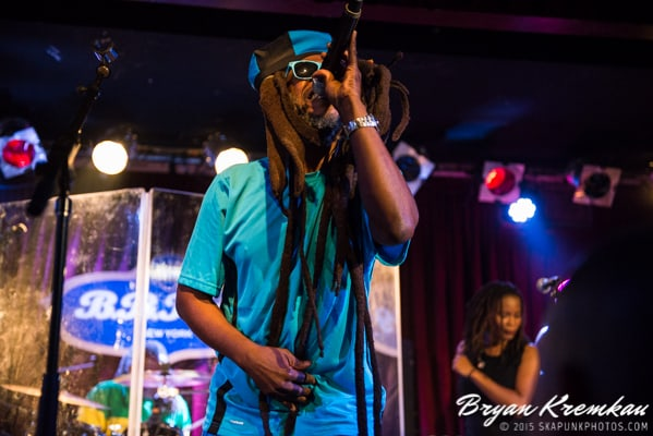 Steel Pulse, New Kingston @ B.B. King Blues Club, NYC (36)