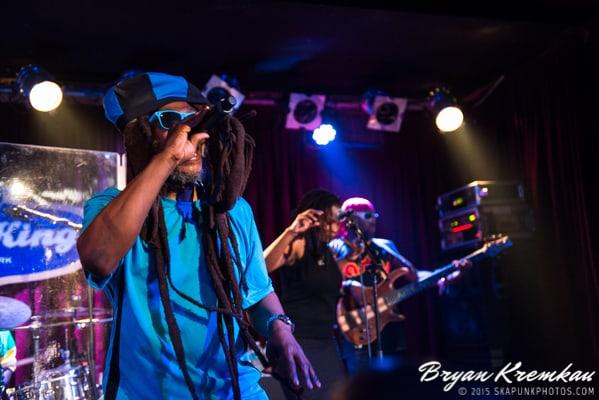 Steel Pulse, New Kingston @ B.B. King Blues Club, NYC (35)