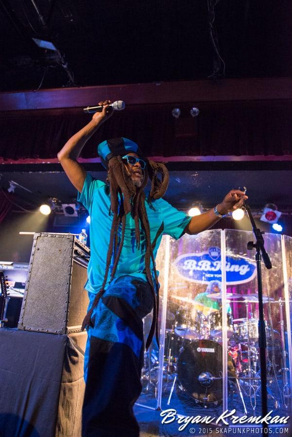 Steel Pulse, New Kingston @ B.B. King Blues Club, NYC (34)