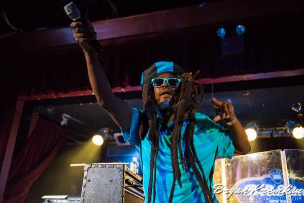 Steel Pulse, New Kingston @ B.B. King Blues Club, NYC (32)