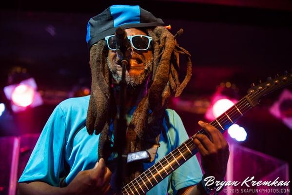 Steel Pulse, New Kingston @ B.B. King Blues Club, NYC (27)