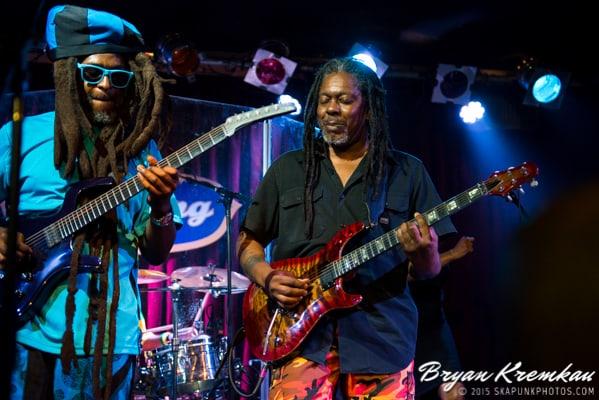 Steel Pulse, New Kingston @ B.B. King Blues Club, NYC (22)