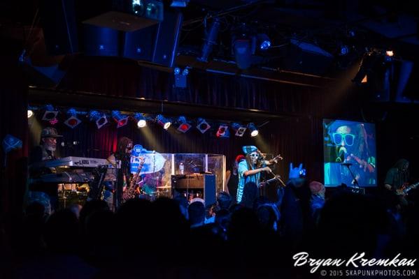 Steel Pulse, New Kingston @ B.B. King Blues Club, NYC (18)