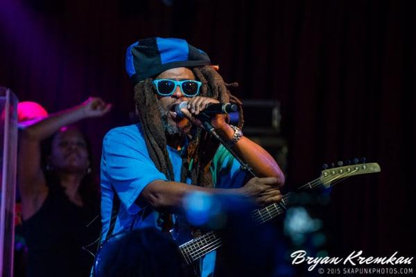 Steel Pulse, New Kingston @ B.B. King Blues Club, NYC (16)