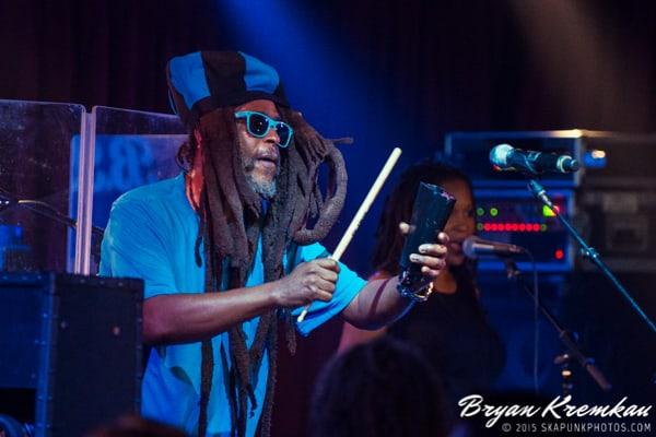 Steel Pulse, New Kingston @ B.B. King Blues Club, NYC (14)