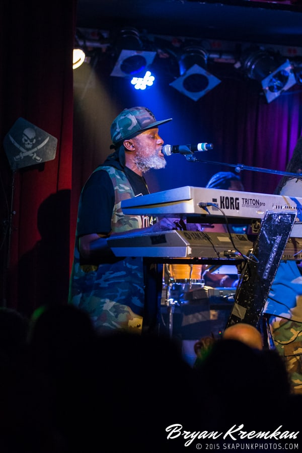 Steel Pulse, New Kingston @ B.B. King Blues Club, NYC (13)