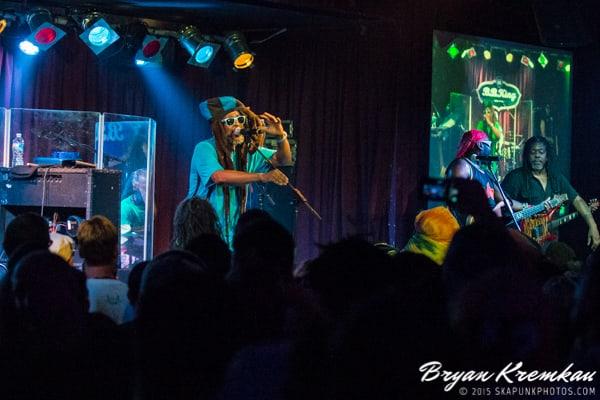 Steel Pulse, New Kingston @ B.B. King Blues Club, NYC (12)