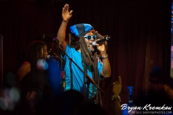 Steel Pulse, New Kingston @ B.B. King Blues Club, NYC (11)