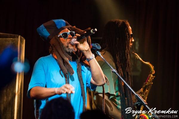 Steel Pulse, New Kingston @ B.B. King Blues Club, NYC (9)