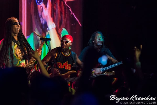 Steel Pulse, New Kingston @ B.B. King Blues Club, NYC (8)
