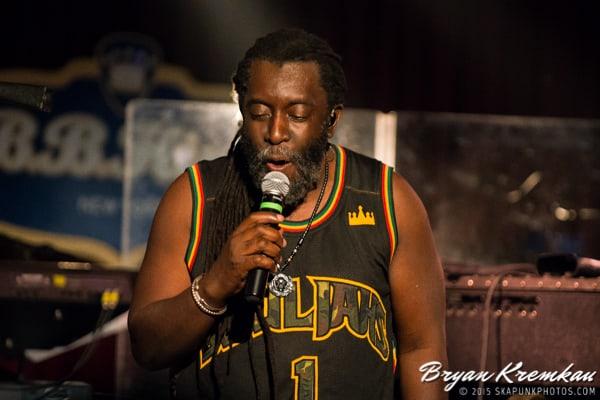 Steel Pulse, New Kingston @ B.B. King Blues Club, NYC (7)