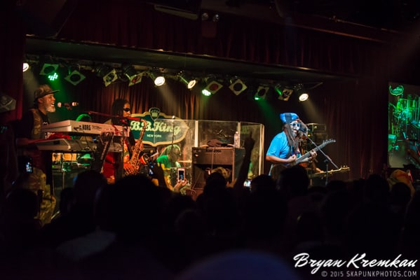 Steel Pulse, New Kingston @ B.B. King Blues Club, NYC (5)