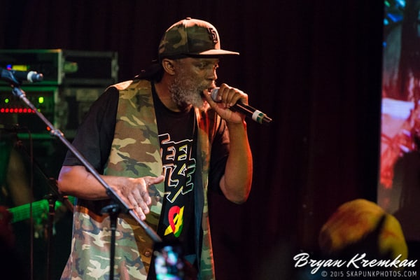 Steel Pulse, New Kingston @ B.B. King Blues Club, NYC (3)