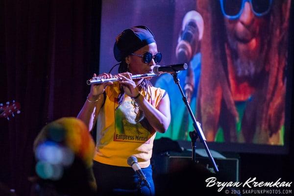 Steel Pulse, New Kingston @ B.B. King Blues Club, NYC (2)