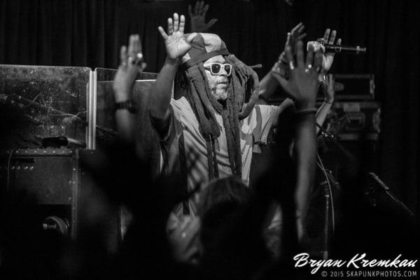 Steel Pulse, New Kingston @ B.B. King Blues Club, NYC (1)