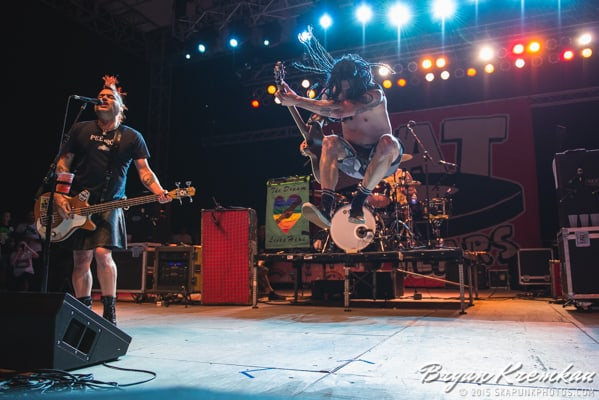 NOFX, Lagwagon, Strung Out, Swingin Utters, The Flatliners, Masked Intruder, Bad Cop Bad Cop, toyGuitar @ Stone Pony Summer Stage (3)