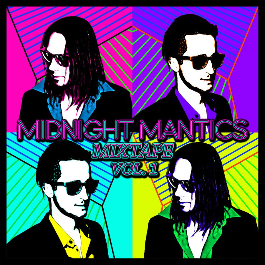 Midnight Mantics - Mixtape Vol. 1