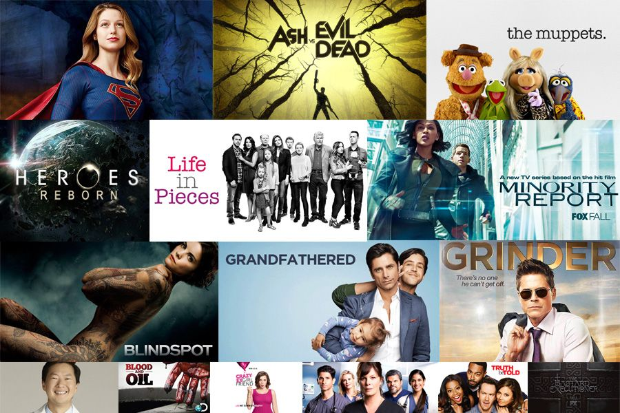 2015 Fall TV Shows Preview (in 5 words)
