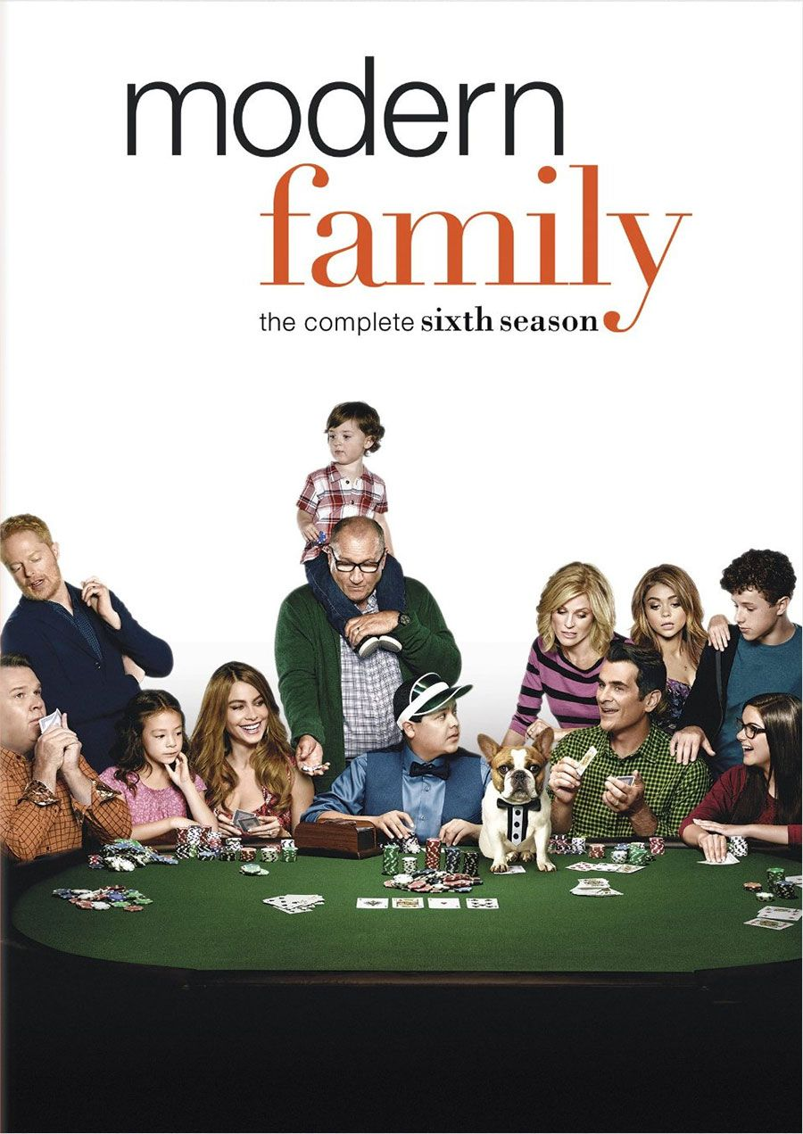 Modern Family Season 6 DVD Review
