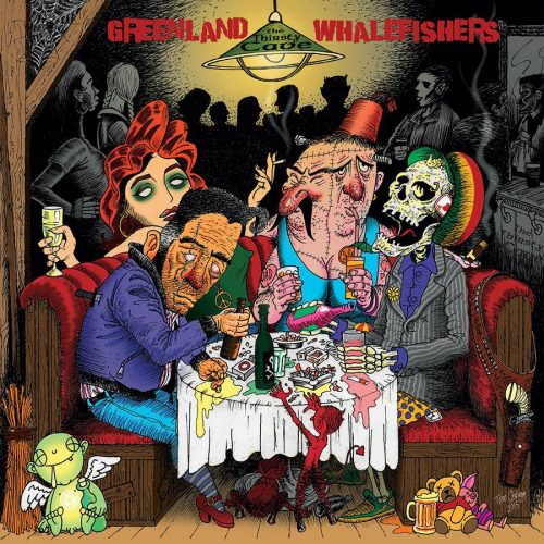 Greenland Whalefishers - The Thirsty Cave Album Review