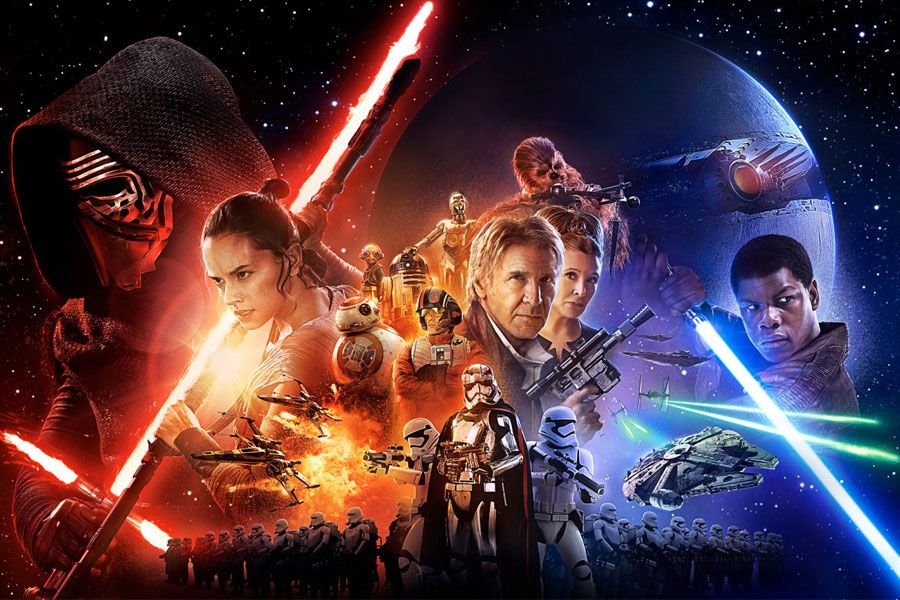 Star Wars: The Force Awakens trailer #3