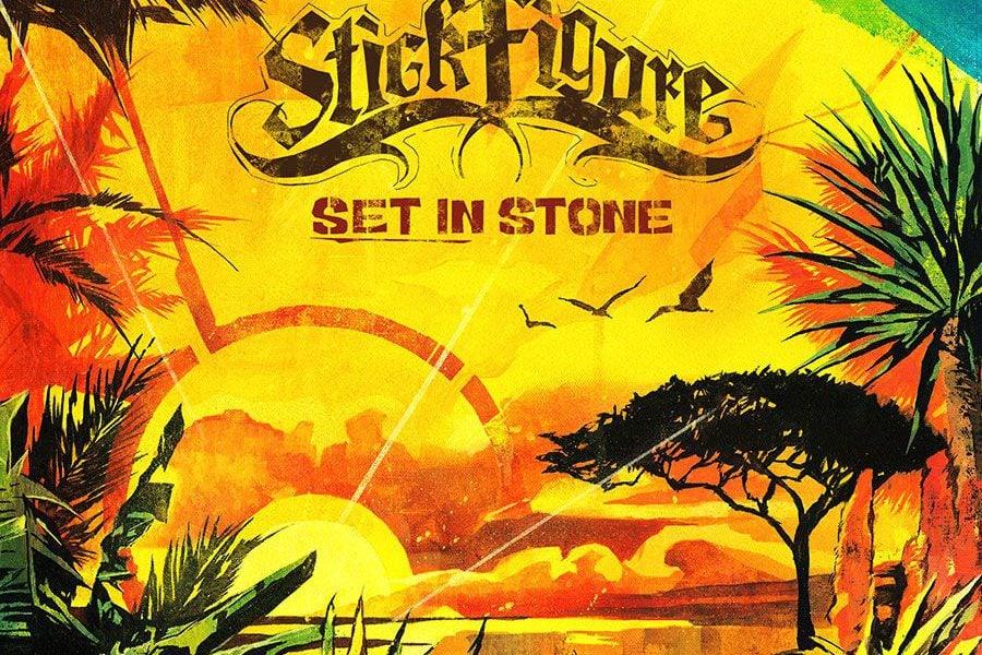 Stick Figure - Set In Stone